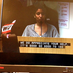 GCS Worker Esther Mota Speaks Truth to Power at the MTA Board Meeting