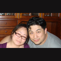 Stanley Fong and wife Cindy.